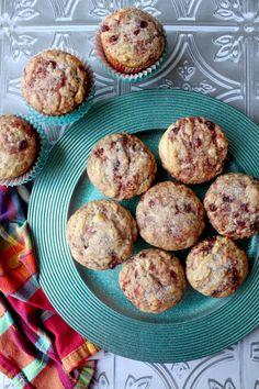 Lingonberry Jam Muffins Recipe