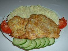 Párizsi szelet Hungarian Recipes, French Toast, Pork, Meat, Chicken, Breakfast, Minden, Lifestyle, Kale Stir Fry