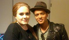 """""""Ouvir Bruno Mars cantar foi a """"melhor experiência"""" da minha vida além de ser mãe"""", diz Adele https://angorussia.com/entretenimento/famosos-celebridades/ouvir-bruno-mars-cantar-foi-a-melhor-experiencia-da-minha-vida-alem-de-ser-mae-diz-adele/"""