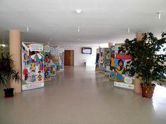 """Exposición """"El viaje de Allikay"""" en la BCBA (2013) #exposiciones #salud #biblioteca #uex"""