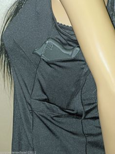 Women's Concealed Carry Tank Top Holster