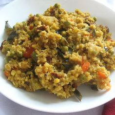 Indian style Quinoa Curry