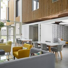 Tudsbery Health & Wellbeing Centre by 3DReid, Edinburgh – UK » Retail Design Blog