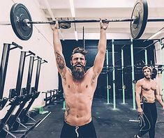 The mammoth 10 move barbell workout Weight Training Programs, Weight Training Workouts, Workout Programs, Gym Workouts, At Home Workouts, Weight Exercises, Kettlebell Training, Body Fitness, Mens Fitness