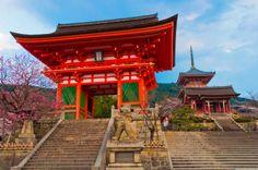 aheste beste pagoda in kiyomizu dera temple, Japan (http://en.wikipedia.org/wiki/Kiyomizu-dera) (http://www.kiyomizudera.or.jp/) (http://www.japan-guide.com/e/e3901.html)