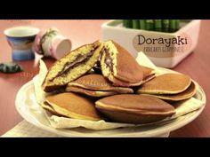 Dorayaki pancakes giapponesi alla Nutella, con video ricetta