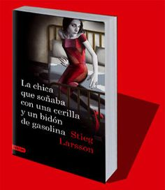 La Chica que jugaba con Fuego (Flickan som lekte med elden) ✓