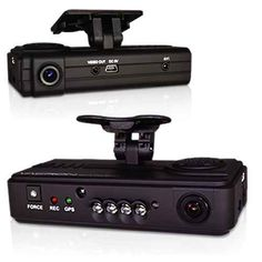 The Black Box Car Camera is actually a customer grade dual car cam with GPS tracking capabilities, g-sensor, and a built-in LCD screen. The dual cams record each the interior and exterior view of your car. Box Camera, Backup Camera, Vehicle Camera, Digital Video Recorder, Gps Tracking, Dashcam, Black Box, Hd 1080p, Night Vision