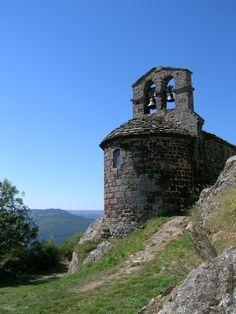Saint Etienne, Christian Religions, France 1, Beaux Villages, Loin, Chapelle, Rhone, Aquitaine, Alsace
