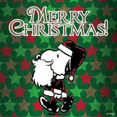 Snoopy - Merry Christmas#