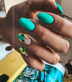 Sassy Nails, Trendy Nails, Wow Nails, Cute Nails, Chic Nail Art, Manicure, Nail Drawing, Nails News, Summer Gel Nails