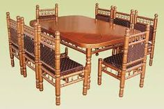 54 Best Dining Table Design Images