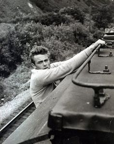 James Dean in East of Eden. 1955