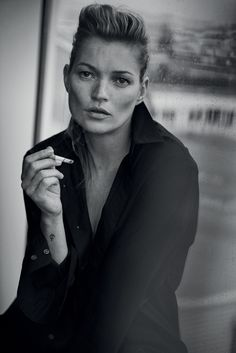 In September 2016, the Kunsthal Rotterdam proudly presents 'A Different History of Fashion', the first major retrospective devoted to the legendary German photographer Peter Lindbergh. Kate Moss, Paris, 2015