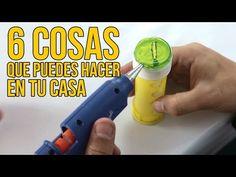 6 COSAS INCREÍBLES QUE PUEDES HACER EN TU CASA (Recopilación) - YouTube