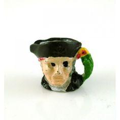 Dolls House Miniature Accessory Ornament Toby Jug A2169