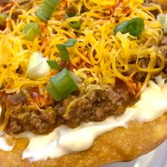 Fast Easy Meals, Corn Tortillas, Green Onions, Enchiladas, Sour Cream, Tacos, Soup, Cheese, Meat
