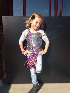 Mini mochila girl