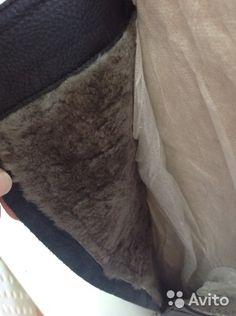 Сапоги (натуральная кожа и мех) новые — фотография №4
