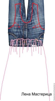 I really like Jeans ! And much more I love to sew my own personal Jeans. Next Jeans Sew Along I am likely to s Blog Couture, Diy Couture, Jean Diy, Diy Vestido, Robe Diy, Moda Crochet, Diy Kleidung, Denim Ideas, Denim Crafts
