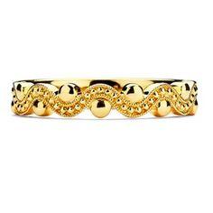 Radiant Gold Band