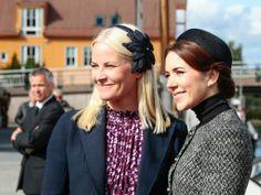 Crown Princess Mette Marit and Crown Princess Mary - MYROYALS &HOLLYWOOD FASHİON
