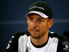 McLaren driver Jenson Button announces he will not race in Formula 1 in 2017