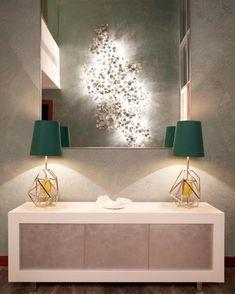 ✨Exquisite✨  #homedecor #buffet #credenza #furnishing. #lighting #deco #interior