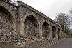 Tongeren city wall