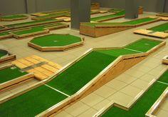 Happygolf mini golf field