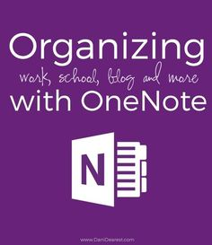 My Desk: Organizing with OneNote - study tips for exams,study methods for visual learners,study tips study habits - Evernote, College Hacks, School Hacks, College Essentials, One Note Tips, One Note Microsoft, Microsoft Office, Microsoft Excel, Microsoft Classroom
