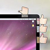 Criativo forma encantadora Thumb Auto-Stick N... – EUR € 1.37