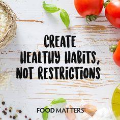 www.foodmatters.com #foodforthought #foodmatters