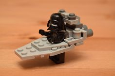 Vader Costume Star Destroyer | by solscud