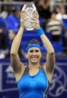 Here they are the 2012 WTA tour title winners. - Sofia Arvidsson -TennisForum.com