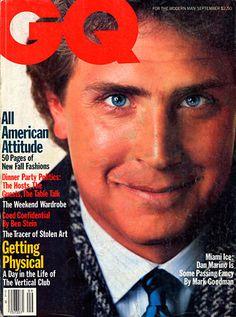 Dan Marino for GQ, September 1985