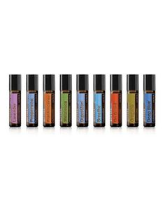 Natural Earth Oils: dōTERRA Touch™ Kit