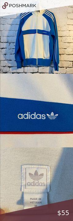 Adidas track jacket. Cute outfit. Adidas fashion. Sporty