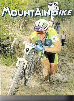 John Tomac Italian Mountain Bike Magazine Cover