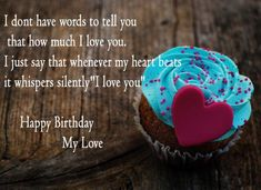 Today we are presenting the best happy birthday wishes for lovers. If you love someone and want to wish him a happy birthday. We bring you the best happy birthday wish for lovers. Birthday Wishes For Lover, Birthday Wishes For Girlfriend, Happy Birthday Wishes Quotes, Birthday Wishes And Images, Happy Birthday My Love, Birthday Wishes For Myself, Happy Birthday Pictures, Me As A Girlfriend, Love Promise Quotes