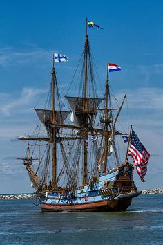 The Kalmar Nyckel! #MuseumQuality #Framable #Gift/Note Card #Photographs #prints #Canvas #Metalic #acrylic #art #Decor #homedecor #photooftheday #like4like #MuseumQuality #ship #marine #ocean #boat