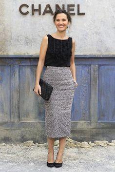 Невероятно женственно и привлекательно: юбка-карандаш