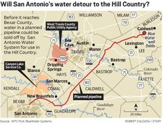 Massive Central Texas pipeline project runs into turbulence | www.mystatesman.com