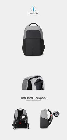 a413bee5cf Our Best-Selling Anti-Theft Travel Backpack.  69 Only. FREE Shipping to
