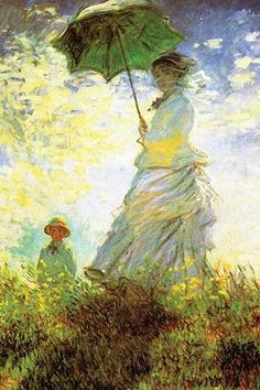 Madame Monet and Son by Claude Monet - Art Print - Postercrazed can find Monet and more on our website.Madame Monet and Son by Claude Monet - Art Pri. Claude Monet, Famous Art Paintings, Monet Paintings, French Paintings, Arte Van Gogh, Tableaux Vivants, Painting Prints, Art Prints, Impressionist Art