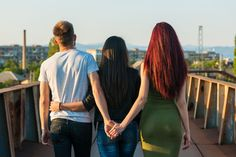 Do you and your partner want to turn your threesome fantasy into a reality? Here are the best threesome apps to help couples find a third. Triad Relationship, Polyamorous Relationship, Poly Couple, Dating World, Fandom, People Online, Someone New, Perfect Love, One Night Stands