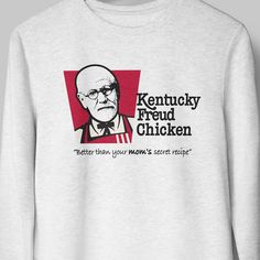 436d231f Aesthetic T Shirts, Funny Tshirts, Design Trends, Us Store, Kentucky,  Philosophy, Graphic Sweatshirt, Chicken