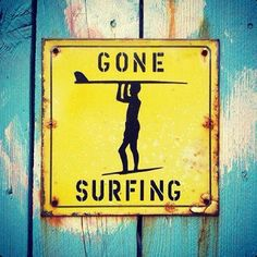 Let's go surfing!!!!