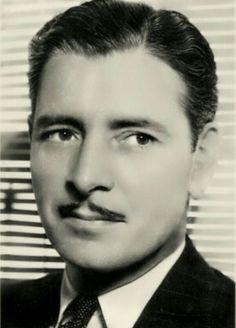 Ronald Colman was so handsome. I LOVE his mustache