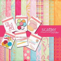 Digital Kits from Hopscotch Studios Design - free 5 full kits